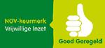 Bureau MHR ontvangt landelijk NOV keurmerk Goed Geregeld!