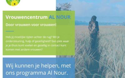 NIEUW: Vrouwencentrum Al Nour
